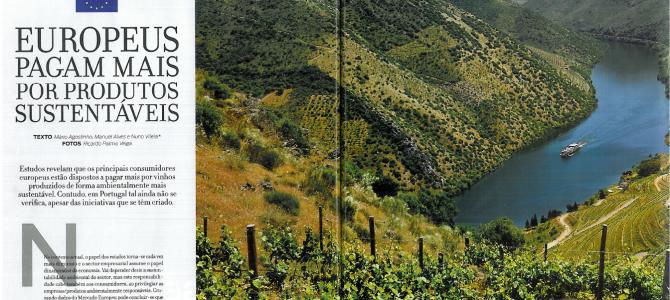 Sinergiae Ambiente na Revista de Vinhos
