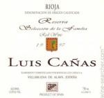 Bodegas Luís Cañas - Estudos de Biodiversidade